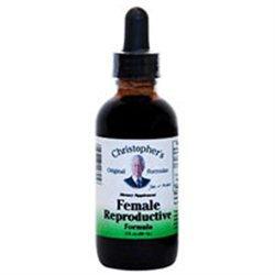 Christopher's Original Formulas, Female Reproductive Formula 2 fl oz