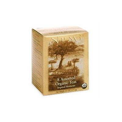Numi Tea Numi Organic Tea Inspired Moments, Traditional blends, 8 ct