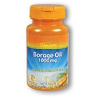 Borage Oil 1000mg 30 softgels, Thompson Nutritional Products