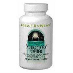 Source Naturals FOS Fructooligosaccharides Powder, 100g