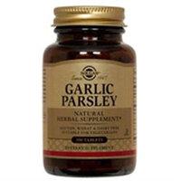 Solgar Garlic Parsley - 250 Tablets