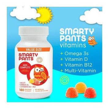 Smarty Pants Kids Complete Multi-Vitamin, 180 Gummies (1)