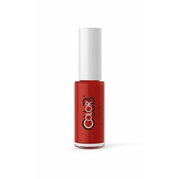 COLOR CLUB NAIL LACQUER NAIL STRIPER & DETAILER-RED ON RED
