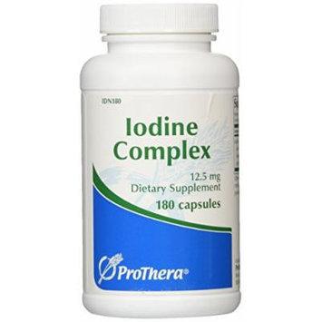 ProThera Iodine Complex 12.5 MG - 180 CAPSULES