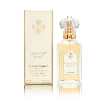 The Crown Perfumery Co. The Crown Imperial Co. Crown Court Bouquet for Women