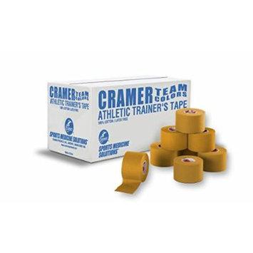 Cramer Athletic Tape (32 Rolls), Gold, 1 1/2