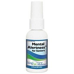 King Bio Homeopathic Mental Alertness for Seniors - 2 fl oz