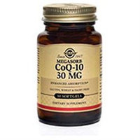 Solgar Megasorb CoQ-10 - 30 mg - 60 Softgels
