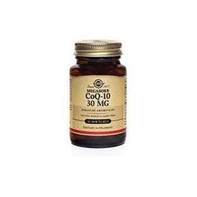Solgar Megasorb CoQ-10 - 30 mg - 60 Softgels