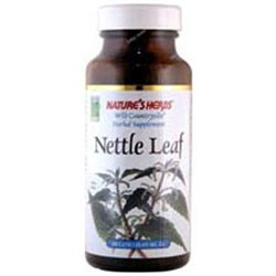 tures Herbs Nature's Herbs, Nettle Leaf 475 mg 100 Capsules