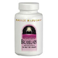 Source Naturals Bromelain 500mg 20 - 30 Tablets - Enzymes