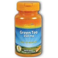 Green Tea (Leaf) 450mg 60 caps, Thompson Nutritional Products