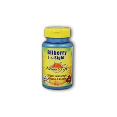 Bilberry i sight - Vegetarian Nature's Life 30 VCaps