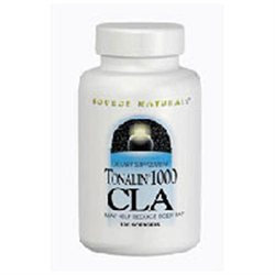 Source Naturals, Diet Tonalin-CLA 1000 mg 90 Softgels