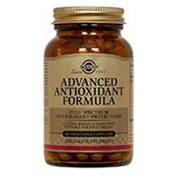 Solgar Advanced Antioxidant Formula - 120 Vegetable Capsules