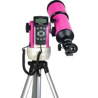 iOptron GOTONOVA SmartStar-R80 Computer Telescope - Pink
