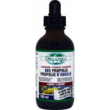 Organika Bee Propolis Liquid Alcohol Free 3.38 oz / 100ml
