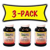 Nat-rul Chewable Acidophilus/Bifudus 100 Tabs - 3 PACK