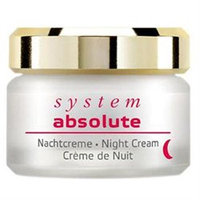 Borlind Of Germany Inc. System Absolute Night Cream by Borlind Of Germany - 1.7oz.