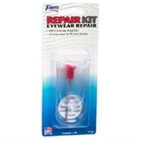 Apothecary Products Eyeglass Repair Kit - w/ 4 Screw Sizes, 1 kit