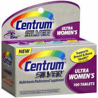 Centrum Silver Multivitamin / Multimineral Supplement Ultra Women's