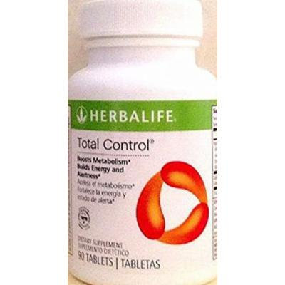 New Herbalife Total Control 90 Tablets Dietary Supplement By Siamproviding