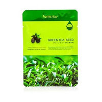 Farm Stay Visible Difference Mask Sheet - Green Tea Seed 10x23ml/0.78oz