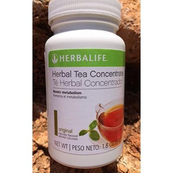 Herbalife Herbal Tea Concentrate 1.8oz - Original Flavor - A Low-Calorie Blend of Black Tea Orange Pekoe and Green Tea for Antioxidant Support and to Boost Metabolism ...