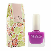 Alloya Natural Non Toxic Nail Polish, Kid Safe, 076 Sakura blossom