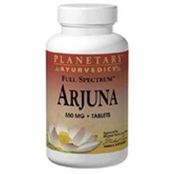 Full Spectrum Arjuna 550 mg Planetary Herbals 120 Tabs
