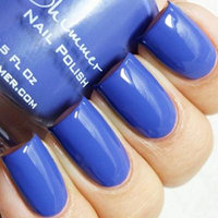 Breaking Blues Cream Nail Polish - 0.5 oz Full Sized Bottle