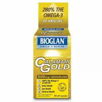 Bioglan Calamari Gold 500mg x30 Soft Caps