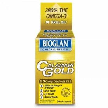 Bioglan Calamari Gold 500mg x30 Soft Caps