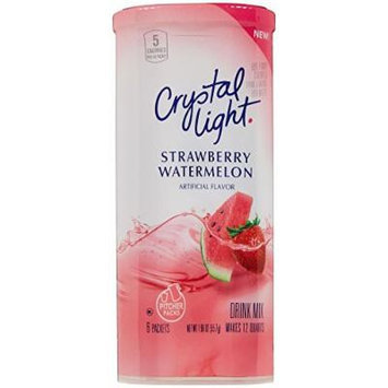 Crystal Light Multiserve Strawberry Watermelon