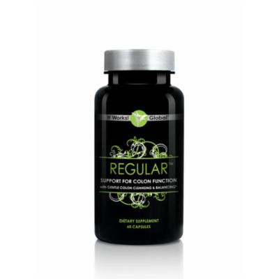 IT WORKS REGULAR SUPPORT FOR COLON FUNCTION 60 CAPSIULES
