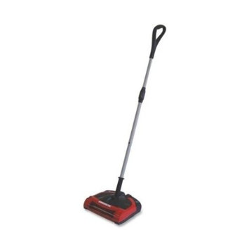 Oreck Commercial PR8100 Electric Sweeper Cord Free 10in Width 3.9Lbs. Red/Black