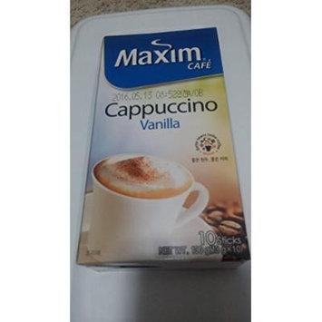 Maxim Cappuccino Vanilla (130g x 2 packs)