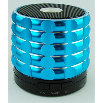 Global Product Solution BTS-SIBE Ice Steel Bluetooth Blue