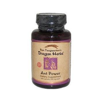 Dragon Herbs, Ant Power, 500 mg, 100 Veggie Caps