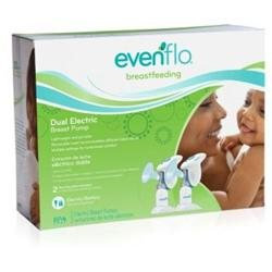 Evenflo SimplyGo Dual Automatic Cycling Breast Pump