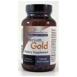 Harmonic Innerprizes Etherium Gold - 300 mg - 240 Capsules