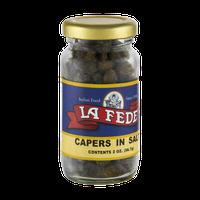 La Fede Capers In Salt