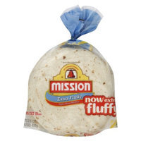 MISSION Mission Flour 22.5z Small Soft and Fluffy Fajita