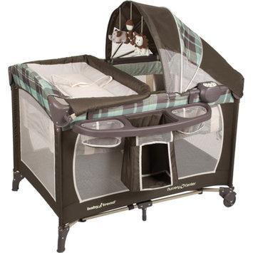 Baby Trend Serene Nursery Center Playard, Jungle Safari, 1 ea