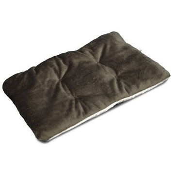 Majestic Pet 30-Inch Charcoal Crate Pet Bed Pillow