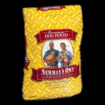 Newman's Own Organics Premium Dog Food Adult Formula