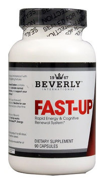 Beverly International Fast-Up 90 Capsules
