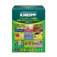 Kneipp bath salts Trial set 40g ¡Á 9 follicles