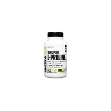 NutraBio 100 % Pure L- Proline