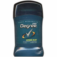 Degree Anti-Perspirant Invisible Solid Extreme Blast - 1.7 Oz (6 Pack)